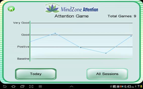 MindZone Attention screenshot 6
