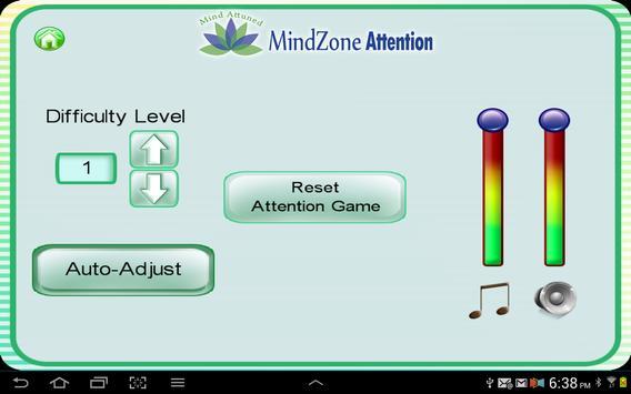 MindZone Attention screenshot 7