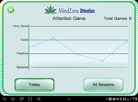 MindZone Attention screenshot 10