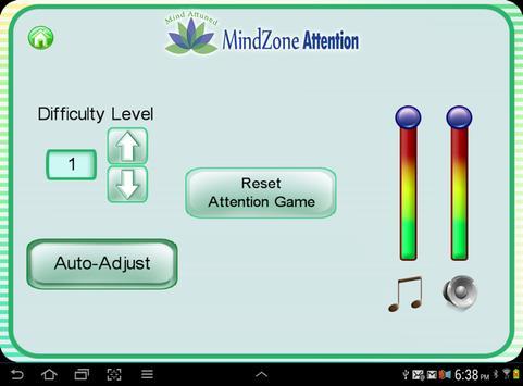 MindZone Attention screenshot 11