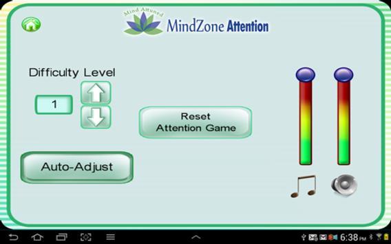 MindZone Attention screenshot 3