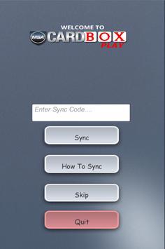 MSI Cardbox Play apk screenshot