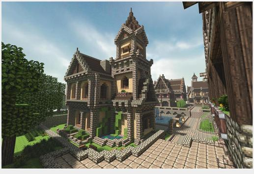 Easy Minecraft Castle Ideas APK Download  Free Lifestyle APP for