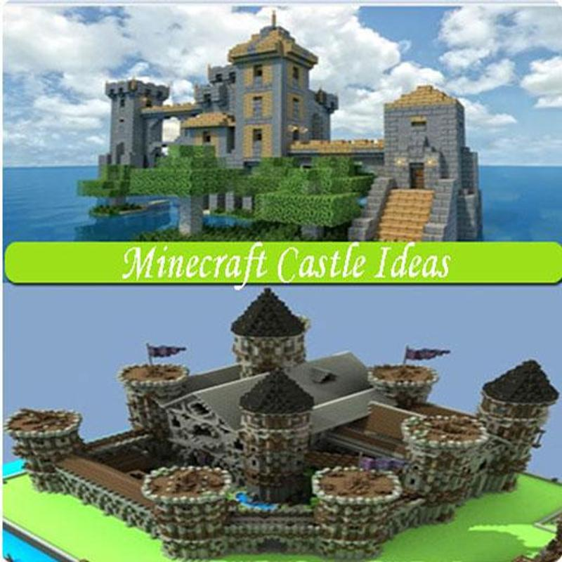 Minecraft House Designs Ideas Latest Version Apk: Easy Minecraft Castle Ideas For Android