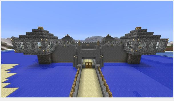 Download Easy Minecraft Castle Ideas Apk For Android Latest Version