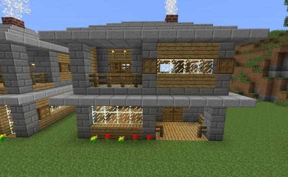 Rumah Minecraft Modern For Android Apk Download