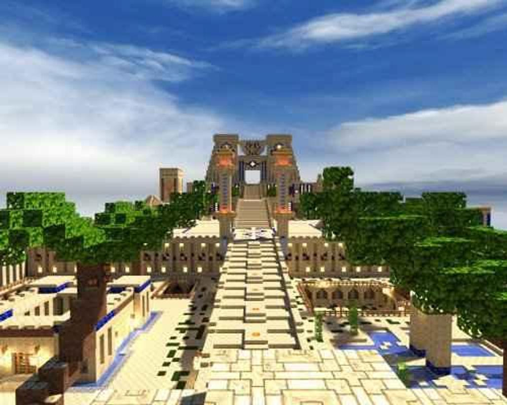 Idea Of Minecraft Modern House for Android - APK Download