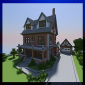 Minecraf house ideas icon