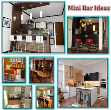 Mini Bar Ideas poster