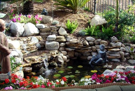 Mini Pond Ideas apk screenshot