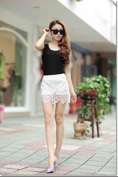 Mini Skirt Outfit Ideas screenshot 9