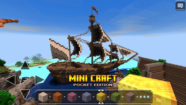 Mini Craft Voxel Adventure Survival Games For Android APK Download - Minecraft survival spiele