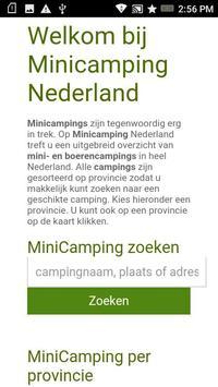 Minicamping Nederland v1.1 screenshot 3