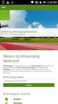Minicamping Nederland v1.1 poster