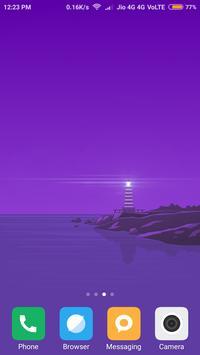 HD Minimalist Wallpapers screenshot 2