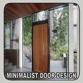 Minimalist Door Design icon