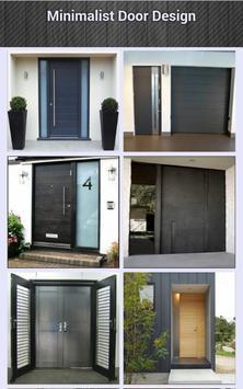 Minimalist Door Design screenshot 1