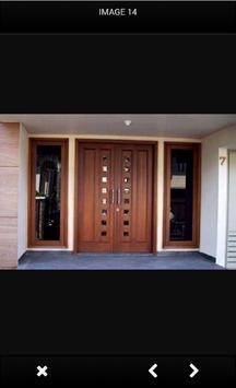 Minimalist Door Design screenshot 2