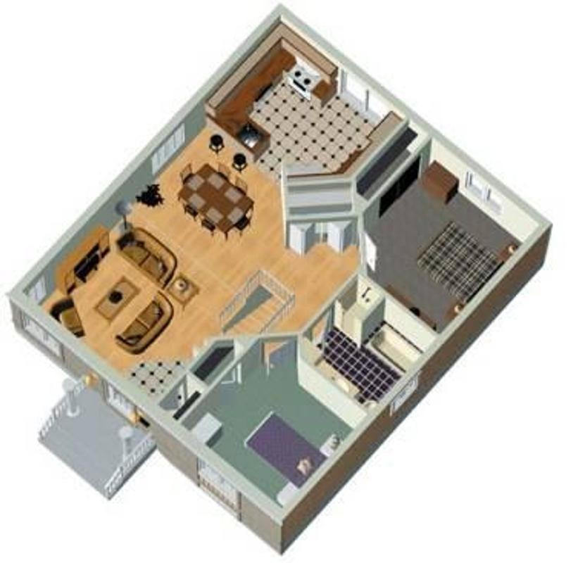 Home Design 3d 3 1 3 Apk: Minimalist 3 डी घर डिजाइन For Android