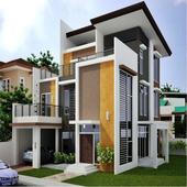 Minimalist House 2 Floor icon
