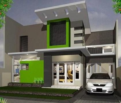 Minimalist House Design screenshot 5