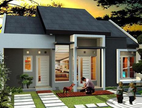 Minimalist House Design screenshot 2