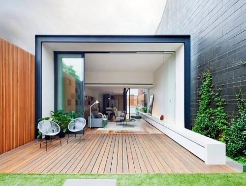 Minimalist House Terrace Design for Android - APK Download