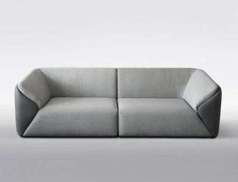 Minimalist Sofa Design poster