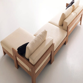 Minimalist Sofa Seat icon