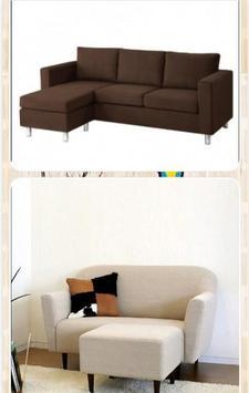 Minimalist Sofa Seat screenshot 3