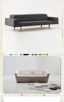 Minimalist Sofa Seat screenshot 12