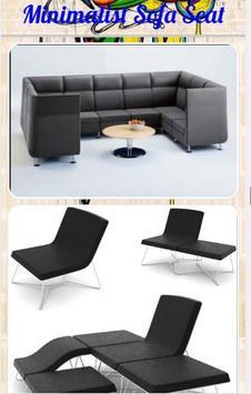 Minimalist Sofa Seat screenshot 15