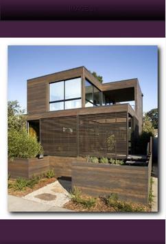 Minimalist Wooden House screenshot 3
