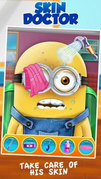 Minio Skin Doctor Game apk screenshot