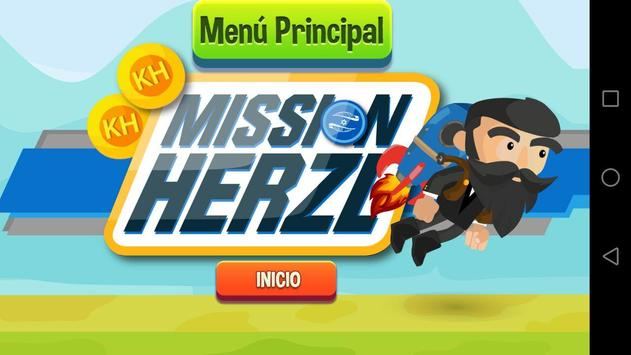 Mission Herzl screenshot 1