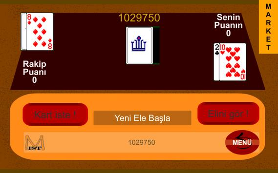 Blackjack TR by MIST screenshot 1
