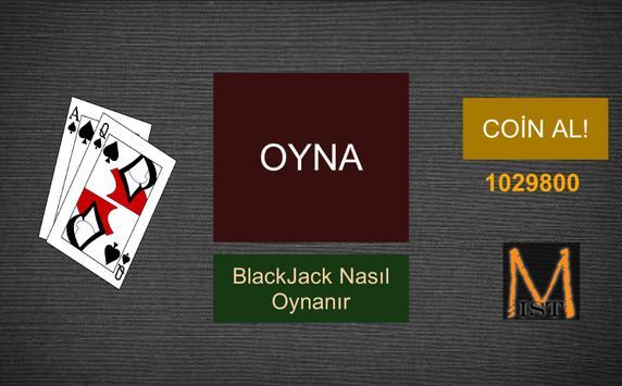 Blackjack TR by MIST screenshot 4