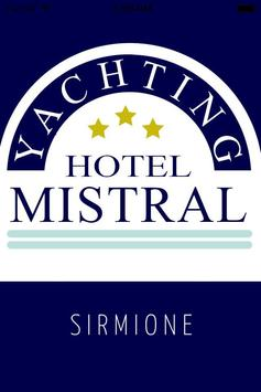 Yachting Hotel Mistral poster
