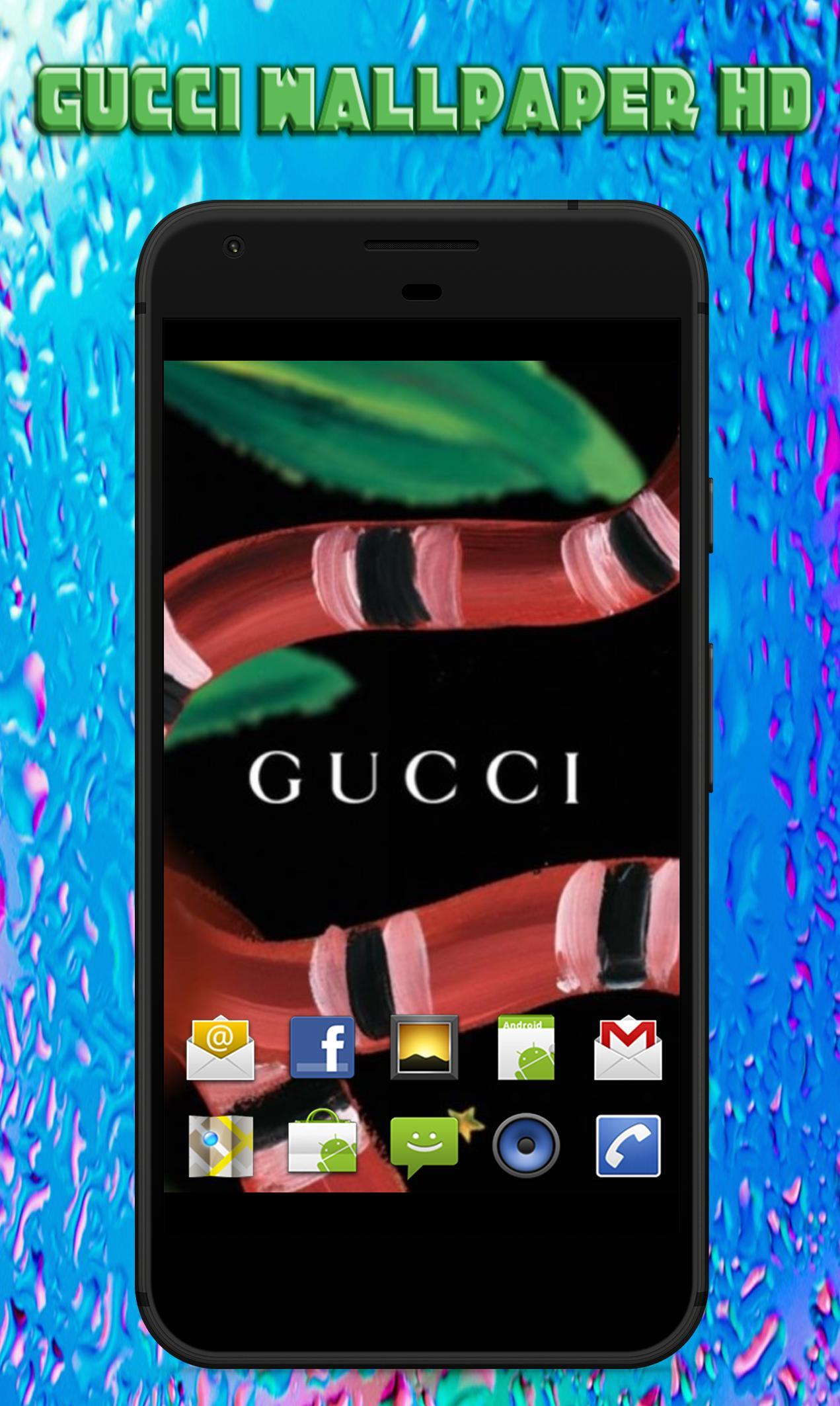 Gucci Wallpaper HD poster