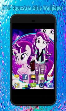 MLP Equestria Girls Wallpaper poster