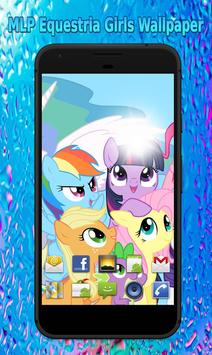 MLP Equestria Girls Wallpaper apk screenshot