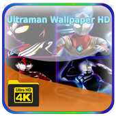 Ultraman Wallpaper HD icon