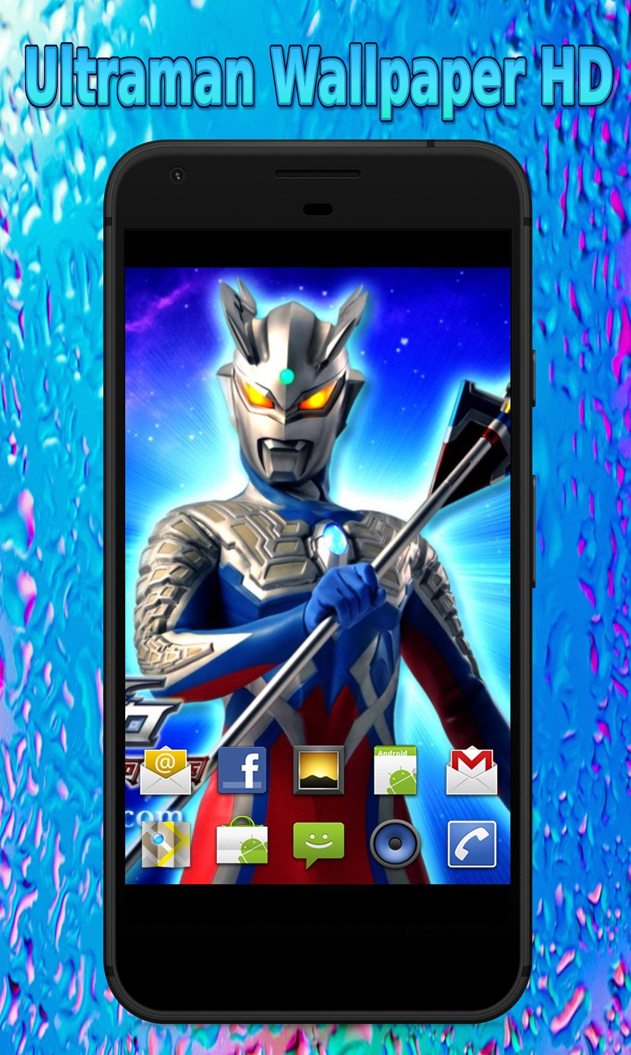 Ultraman Wallpaper HD poster