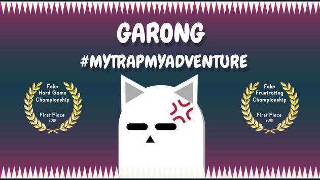 Garong : My Trap My Adventure poster