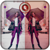 Mirror Picture Editor Collage icon