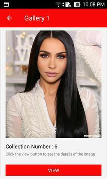 Straight Hair Ideas apk screenshot