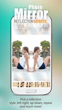 Mirror Photo Reflection Effect apk screenshot