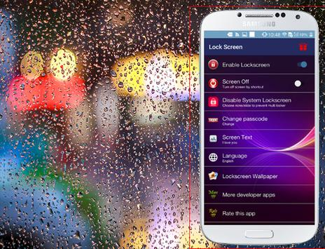 Lock Screen AppLock 2017 apk screenshot