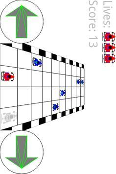 RetroRacer apk screenshot