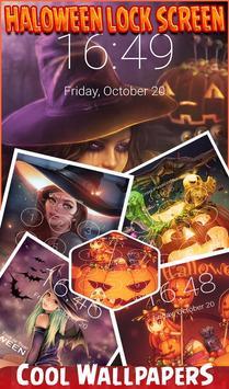 Lock Screen For Halloween : Pattern & Passcode Pro apk screenshot